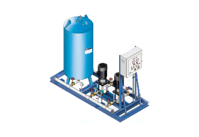 RZ Pump Booster Pumpset